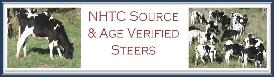 NHTC Source Age Verified Steers